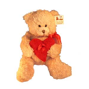 Love Bear to send lots of love and kisses to someone special
